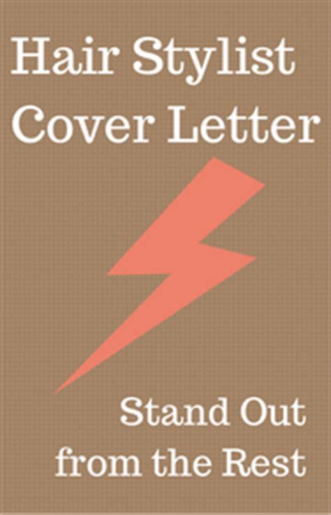 Salon Assistant Cover Letter Sample - Great Sample Resume